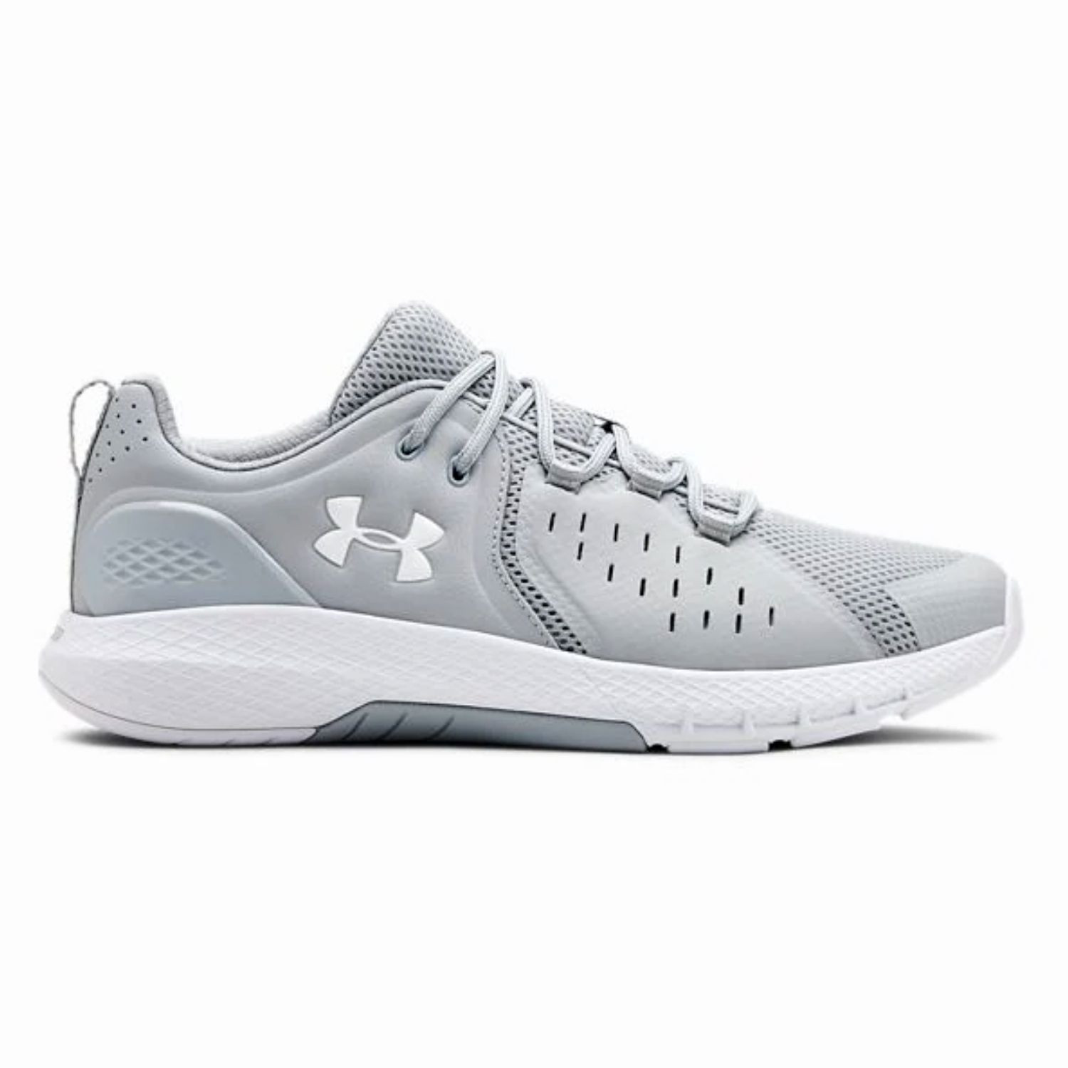 Obuv UNDER ARMOUR Charged Commit TR 2.0 Grey Sivá 44.5