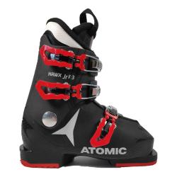 Jazdené bazárové lyžiarky ATOMIC Hawx JR R3 Black / Red