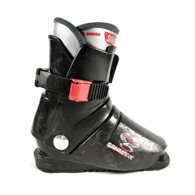 Jazdené bazárové lyžiarky SANMARCO RX 6 Black
