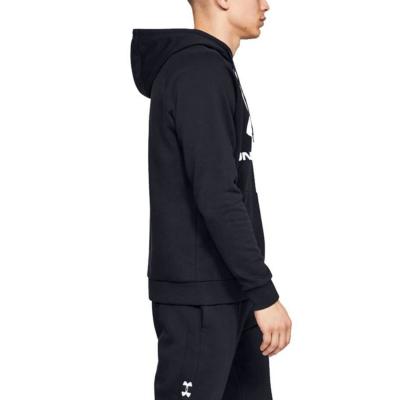 UNDER ARMOUR Rival Fleece Sportstyle Logo Martian Black/White