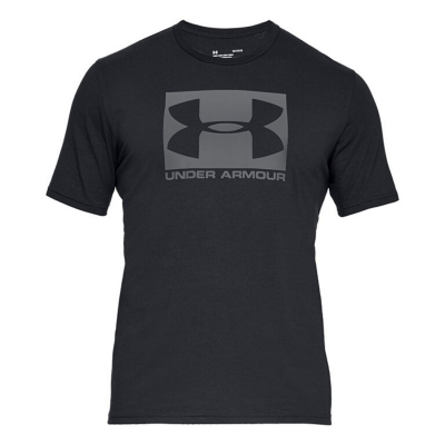 UNDER ARMOUR Boxed Sportstyle SS Black