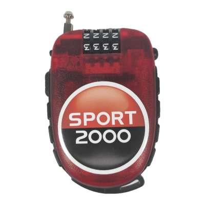 Zámok SPORT 2000 Red