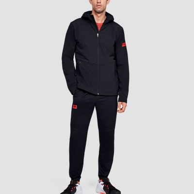 Bunda UNDER ARMOUR ColdGear Reactor Performance Hybrid Black