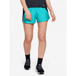 Šortky UNDER ARMOUR Play Up Short 2.0 Turquoise