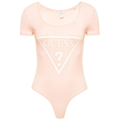 GUESS Pink/White