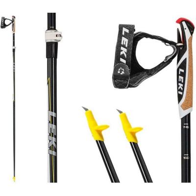 Nastaviteľné palice LEKI ALU VARIO CC - palice na Skike & RollerSki