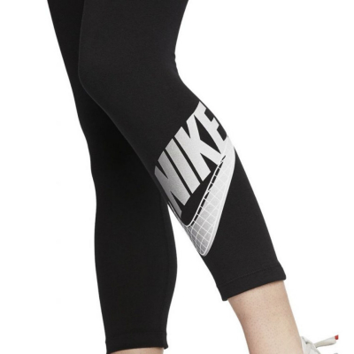 Legíny NIKE NSW Club Crop Futura Black