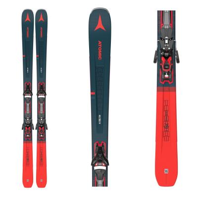 Zjazdové lyže ATOMIC Vantage 79 TI + F12 GW Blue/Red