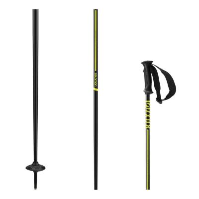 Lyžiarske palice SALOMON X 08 Black/Yellow
