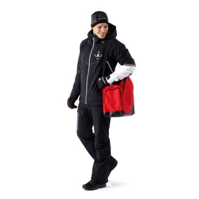 Vak na lyžiarky SALOMON Extend Gearbag Goji Berry/Black