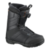 Snowboardová obuv SALOMON Faction Boa Black/Red Orange