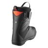 Snowboardová obuv SALOMON Faction Black/Red