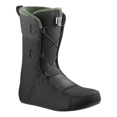 Snowboardová obuv SALOMON Pearl Boa Black/Tropical