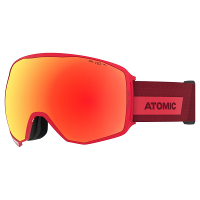 Lyžiarske okuliare ATOMIC Count 360° HD Red
