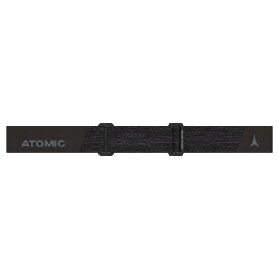Lyžiarske okuliare ATOMIC Revent Q HD Black