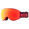 Lyžiarske okuliare ATOMIC Revent Q HD Red