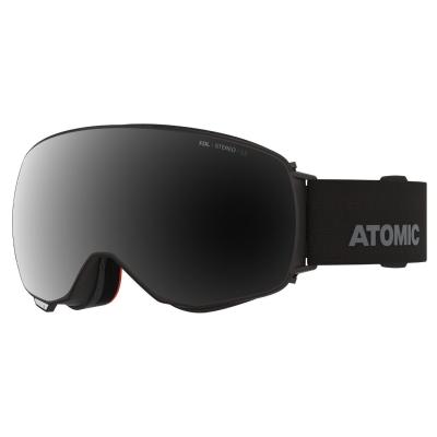 Lyžiarske okuliare ATOMIC Revent Q Stereo Black