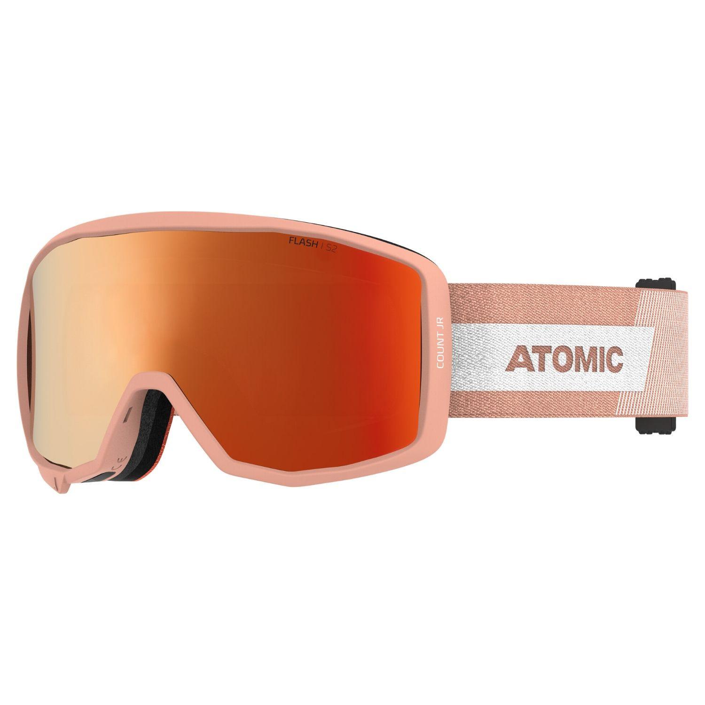 Detské okuliare ATOMIC Count JR Cylindrical Peach Ružová Normálna veľkosť