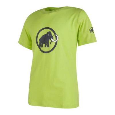 Tričko MAMMUT Logo Green
