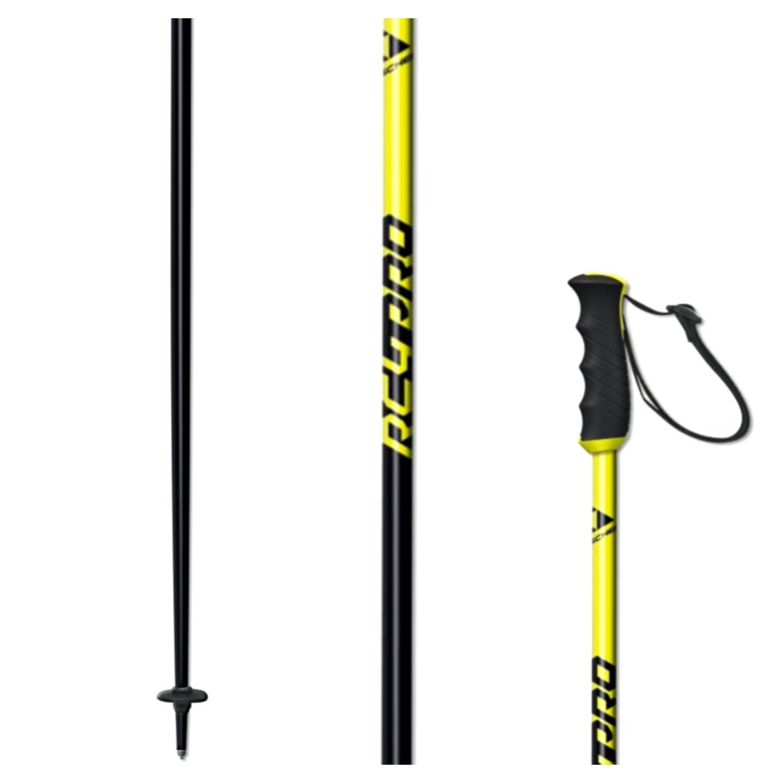 Lyžiarske palice FISCHER RC4 Pro Čierna 120 cm