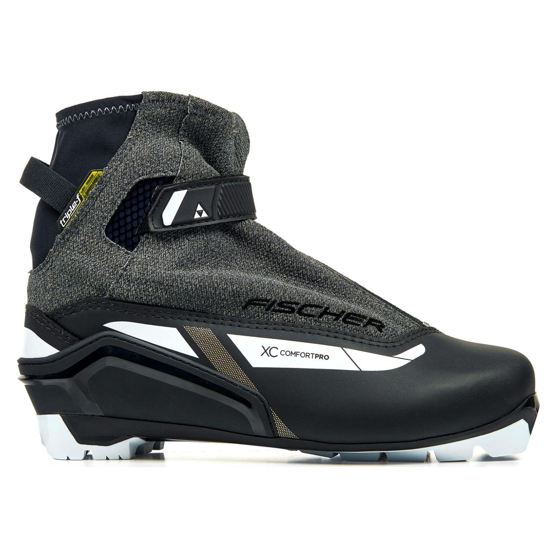 Topánky na bežky FISCHER XC Comfort PRO WS Čierna 39