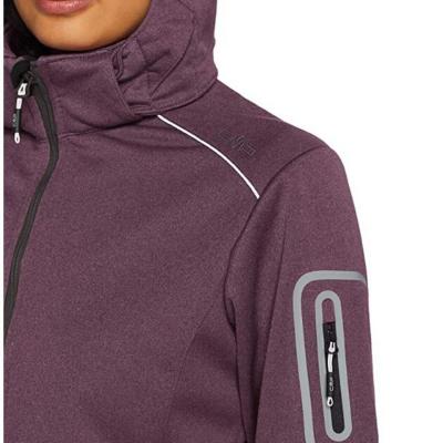 Bunda CAMPAGNOLO Woman Jacket Zip Hood Arabica