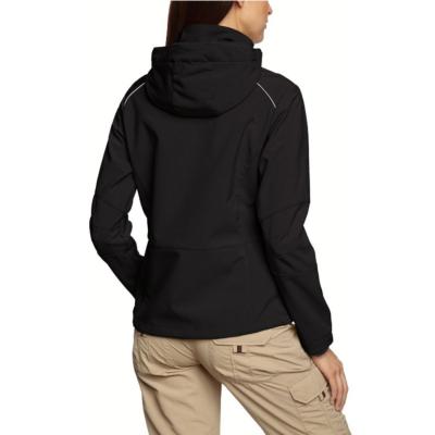 Bunda CAMPAGNOLO Woman Zip Hood Black