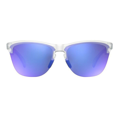 Slnečné okuliare OAKLEY Frogskins Lite Mtt Clear w / Violet Irid
