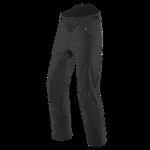 Lyžiarske nohavice DAINESE HP Hoarfront s trakmi Čierna XL
