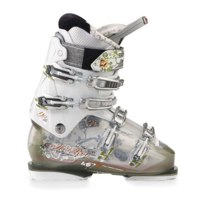 Lyžiarky NORDICA Hot Rod 9.0 W White/Silver