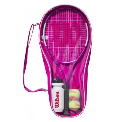 WILSON Ultra Pink Starter Kit 25 Pink