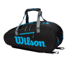 Tenisový vak WILSON Ultra 9pack Black/Blue