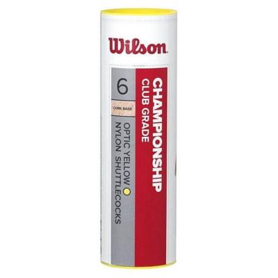 WILSON Championship 6 Tube