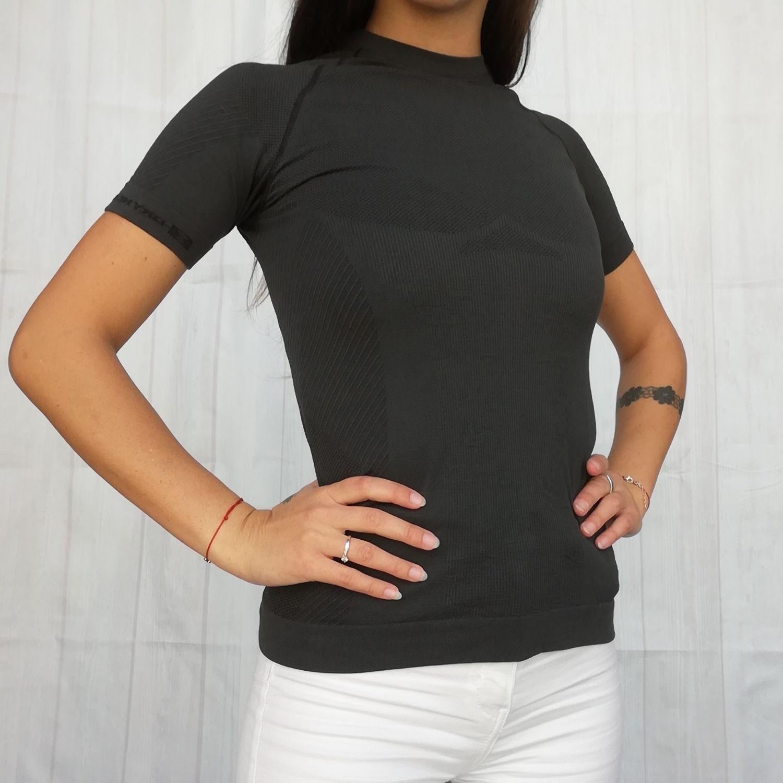 Funkčné tričko NEWLAND Black Čierna M/L