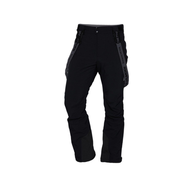 Lyžiarske nohavice NORTHFINDER Harsy Čierna XXL