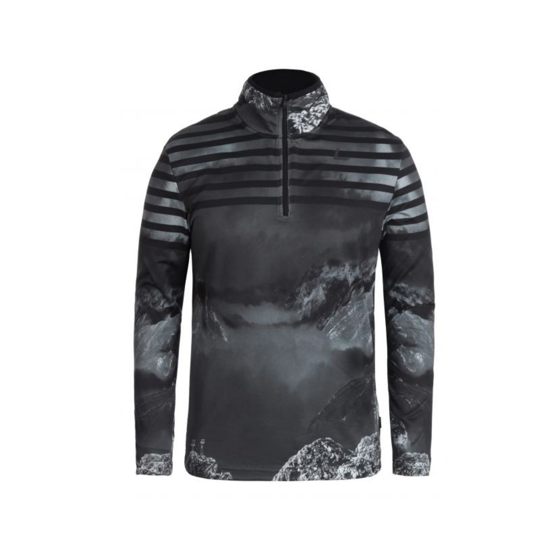 Termo tričko LUHTA Hauho Čierna XXL
