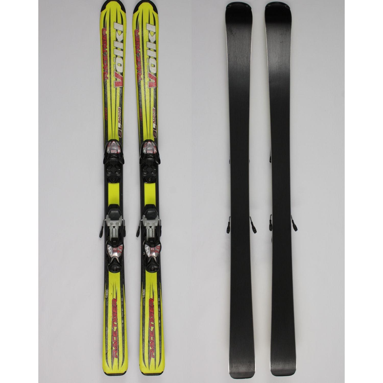 Jazdené bazárové lyže VOLKL Race Tiger 140 cm