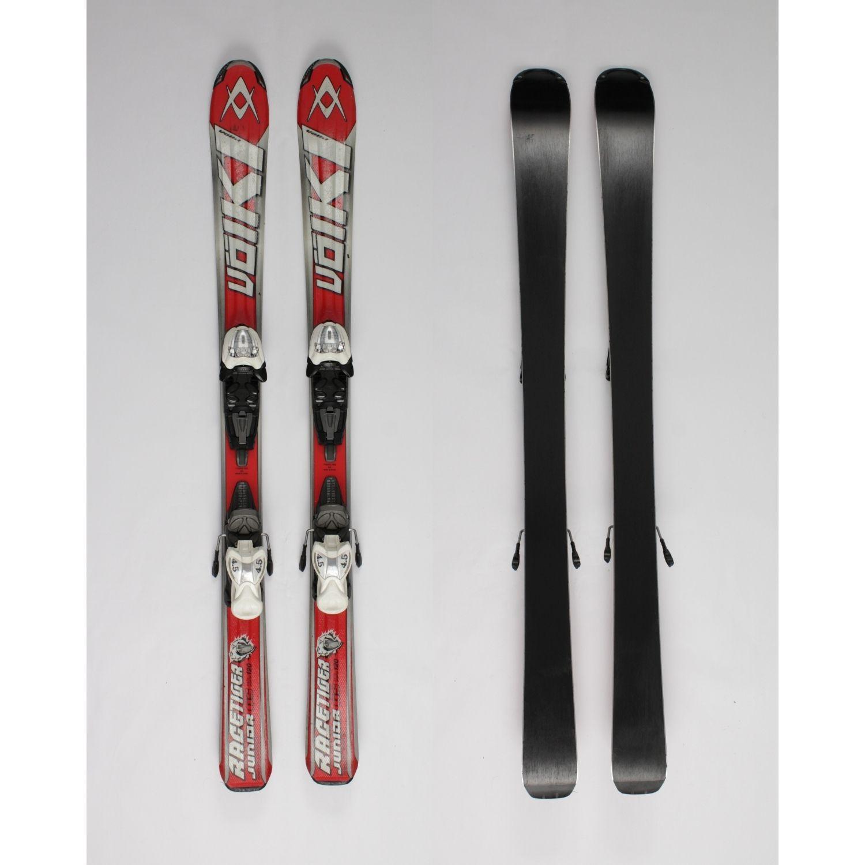 Jazdené bazárové lyže VOLKL Race Tiger GS 120 cm