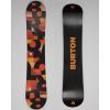 Jazdený bazárový snowboard BURTON Progression Orange s viazaním