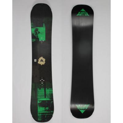 Jazdený bazárový snowboard BURTON Radius Wide s viazaním