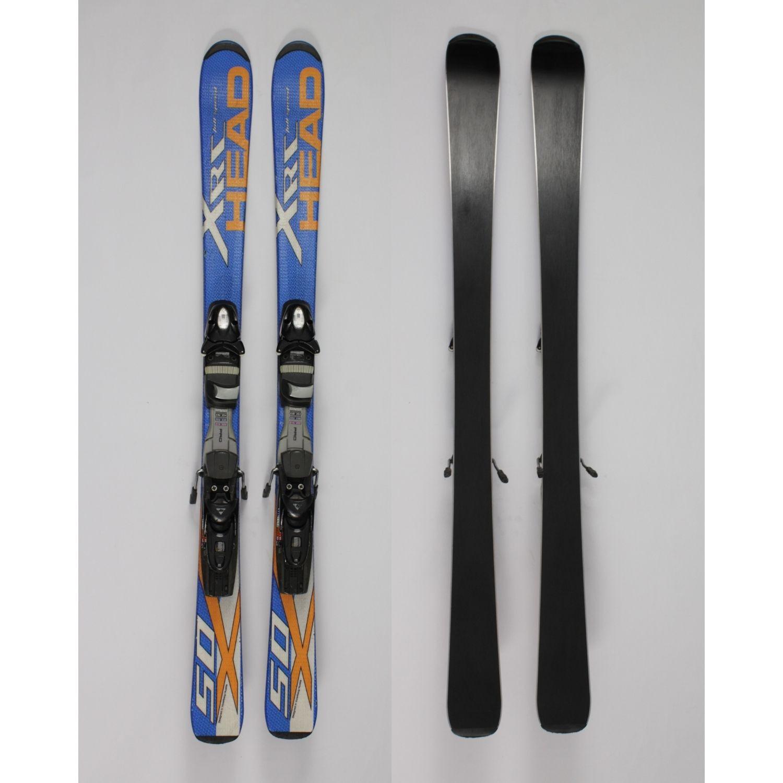 Jazdené bazárové lyže HEAD XRC 130 cm