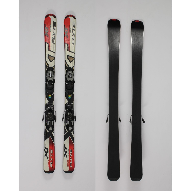 Jazdené bazárové lyže TECNOPRO Flyte XT 120 cm
