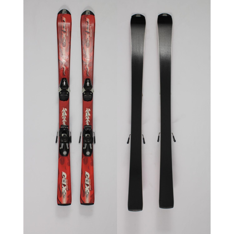 Jazdené bazárové lyže TECNOPRO XRJ 120 cm