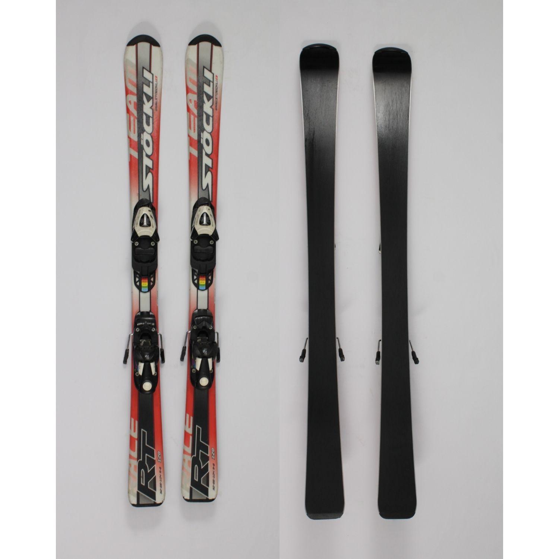Jazdené bazárové lyže STOCKLI Race Team RT 120 cm