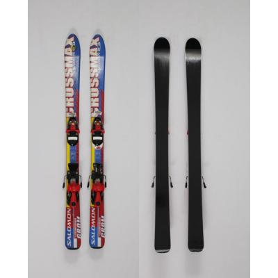 Jazdené bazárové lyže SALOMON Crossmax