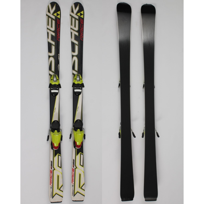 Jazdené bazárové lyže FISCHER Race II 140 cm