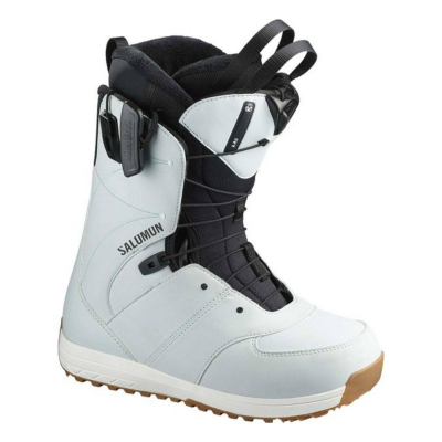 Snowboardová obuv SALOMON Ivy White