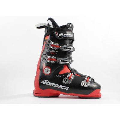 Jazdené bazárové lyžiarky NORDICA Sport Maschine R90
