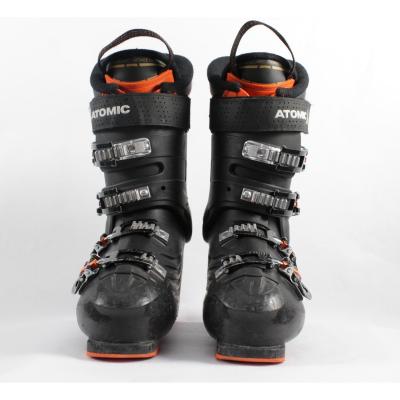 Jazdené bazárové lyžiarky ATOMIC Hawx AM Orange