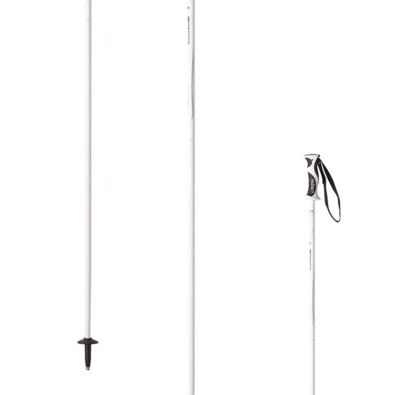 Lyžiarske palice ELAN Amphibio Biela 135 cm